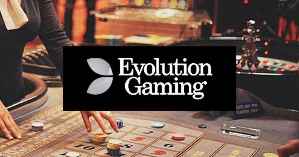 Evolution Gaming desenvolvedor de software